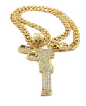 Extendo on C Link Chain (Gold)