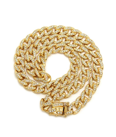 10 MM Bling Cuban Link Chain