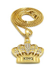 Crown King (Gold)