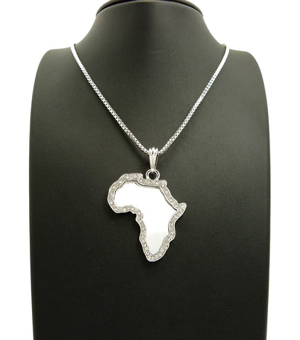 See Africa (Silver)