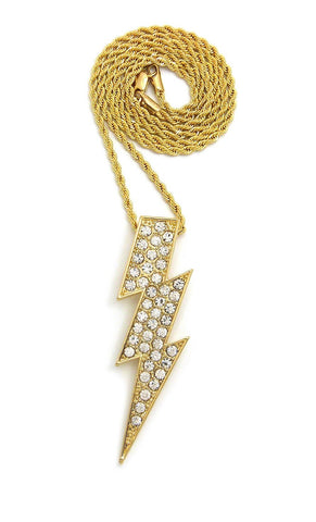 Lightning-Small (Gold)