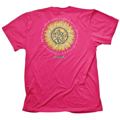 Son Flower Adult T-Shirt ™