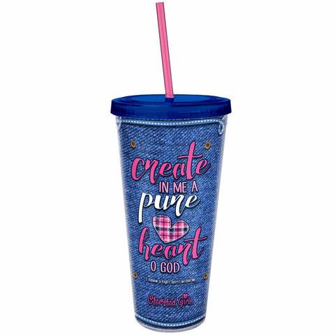 Create In Me Acrylic Tumbler ™
