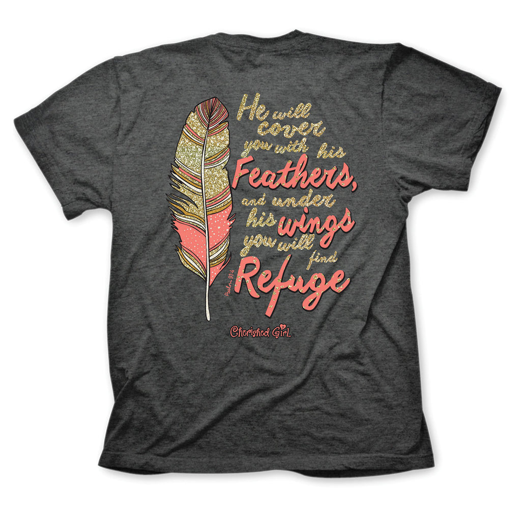 Cherished Feathers T-Shirt ™