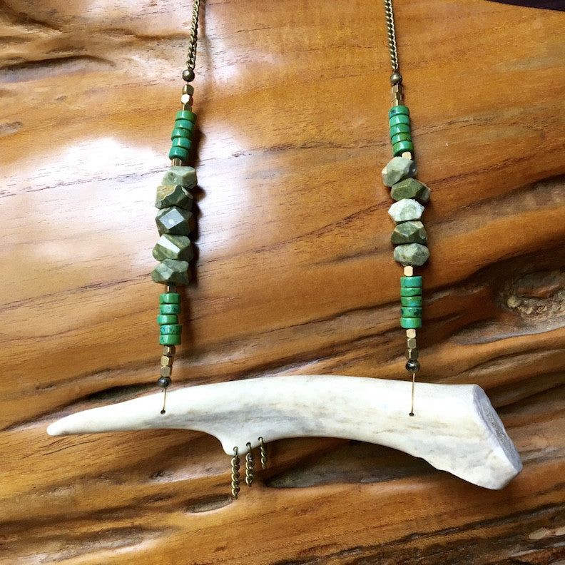 Antler Necklace - Aife