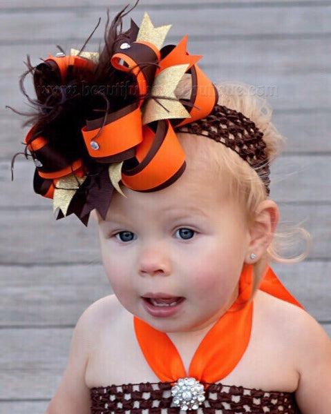 Buy Baby Girl Fall Harvest Tutu Dress Online