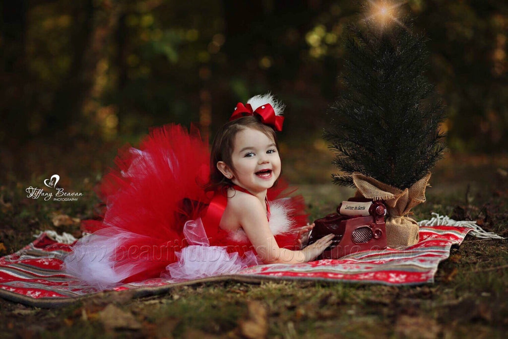 fad2125888166 Buy Christmas Mrs Claus Tutu Dress Baby Toddler Online at Beautiful ...
