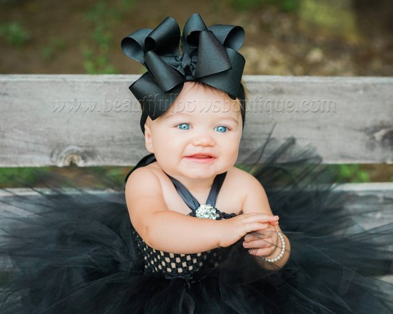Buy Black Baby Headband 0b395b203e4