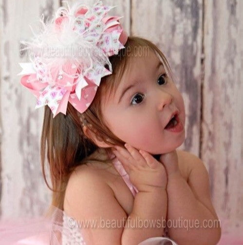 Buy Fancy Pink White Toddler Baby Girl Tutu Dress Online