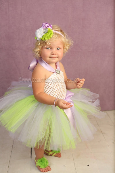 Buy Vintage Flower Inspired by Tinkerbell Baby Headband Online