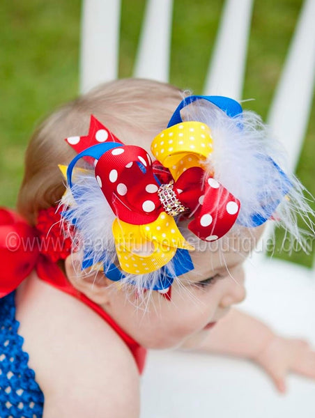 Snow White Birthday Dress 1st 2nd Birthday