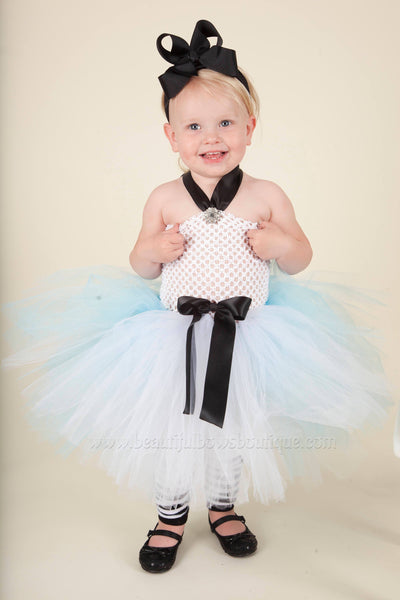 Baby Alice in Wonderland Tutu Dress Costume