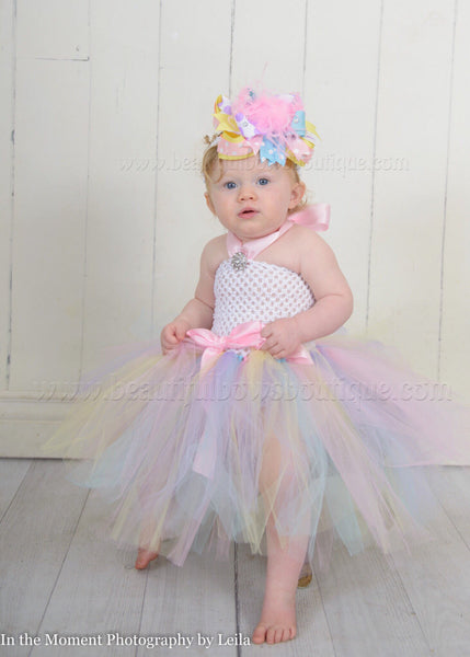 Buy Pastel Baby Tutu Dress Easter Colors Online