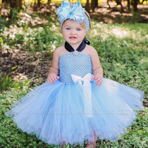 Disney Inspired Princess Tutu Dress Cinderella, Cinderella Costume