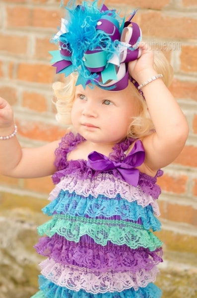 Buy Big Peacock Boutique Baby Toddler Headband Online
