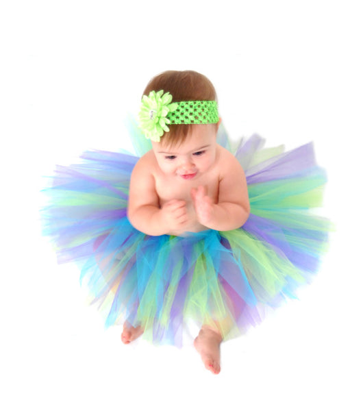Princess Peacock Toddler Tutu