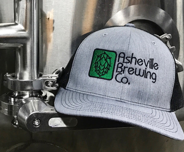 Asheville Brewing Co Embroidered Hat