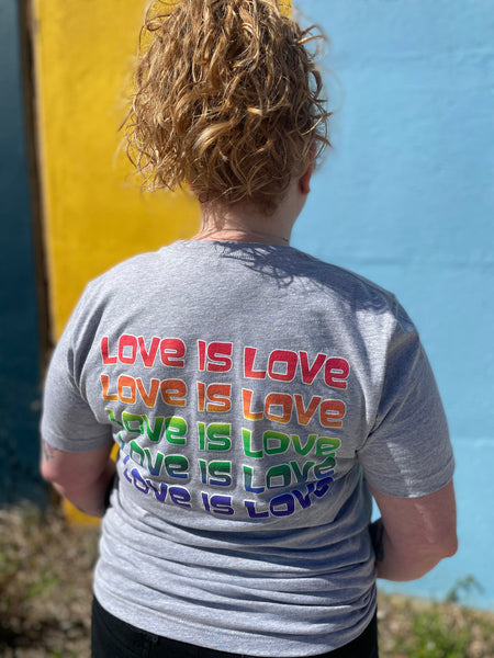 LOVE IS LOVE T Shirt