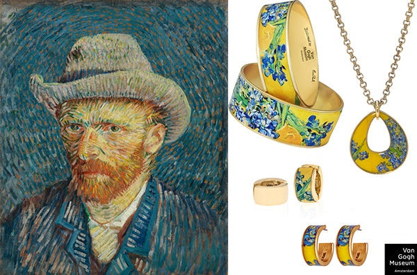 Van Gogh Jewelry Collection