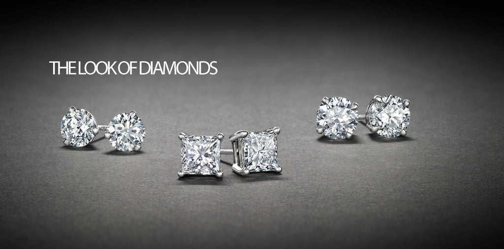 The Look Of Diamonds Cubic Zirconia