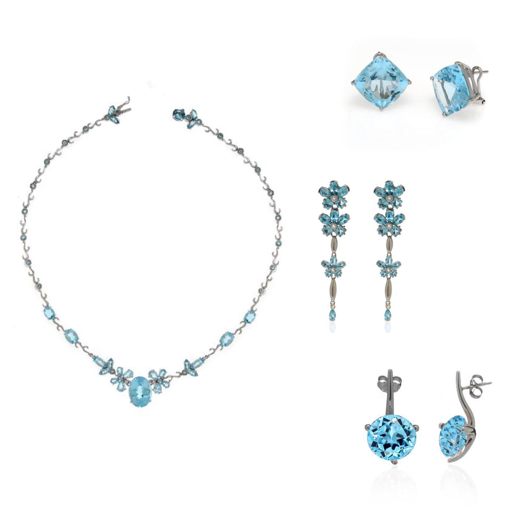 Ipanema Blue Topaz Collection