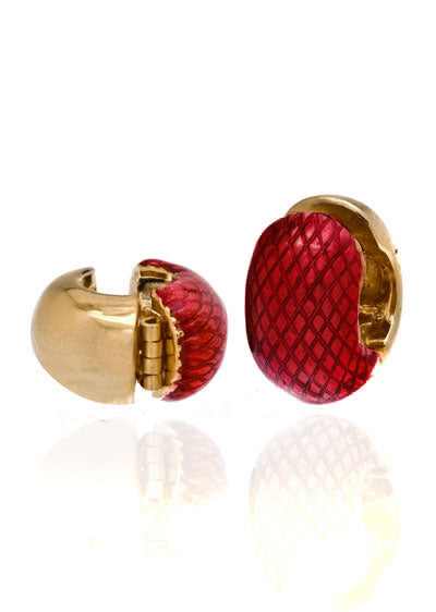 Snakeskin Red Reversible Hugs®