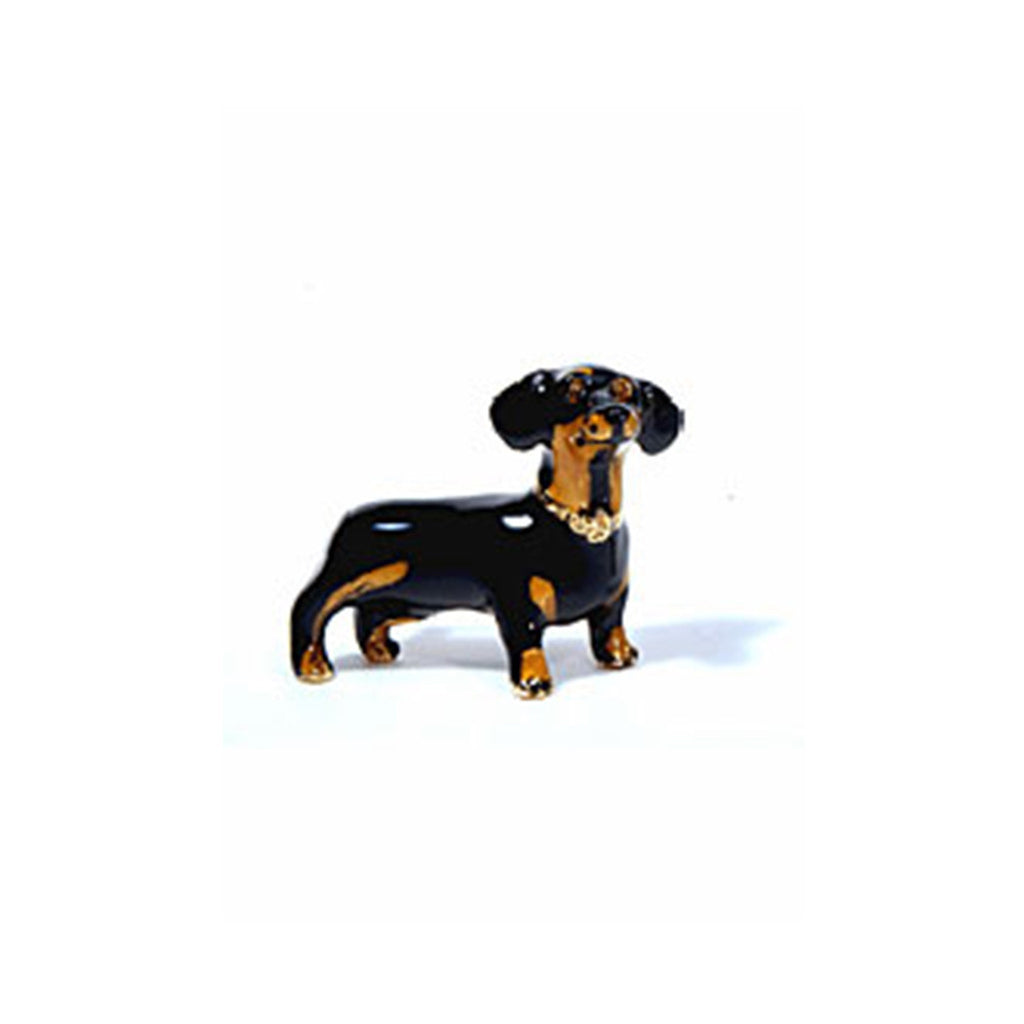 Black Dachshund Adorable Pooch ®
