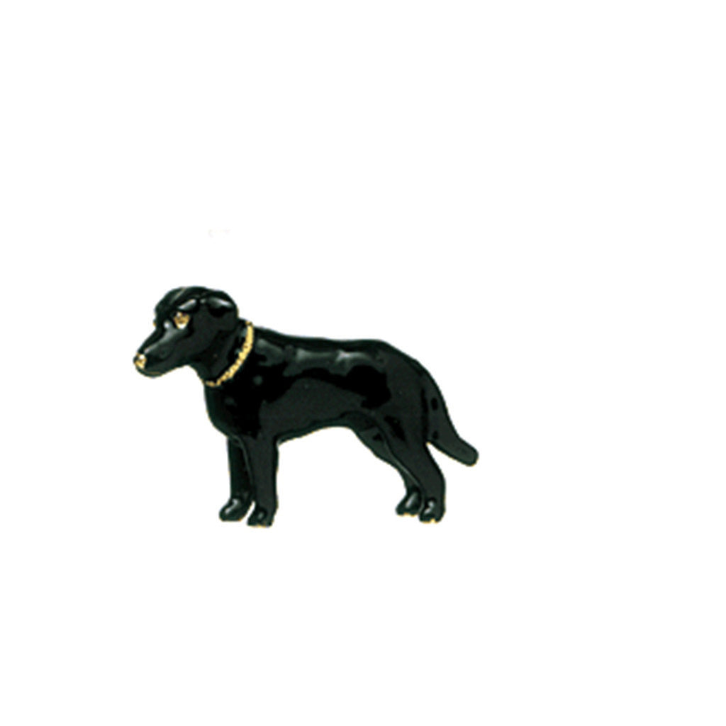 Black Labrador Adorable Pooch ®
