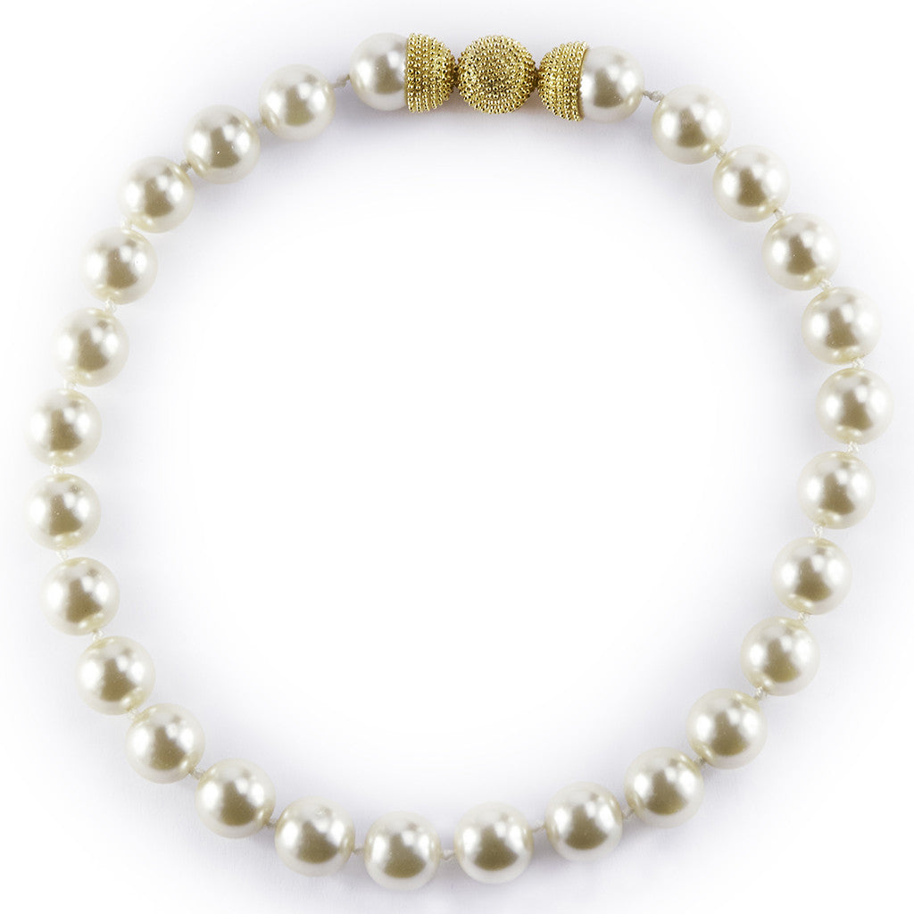 "16"" 10MM Kiska Pearls"