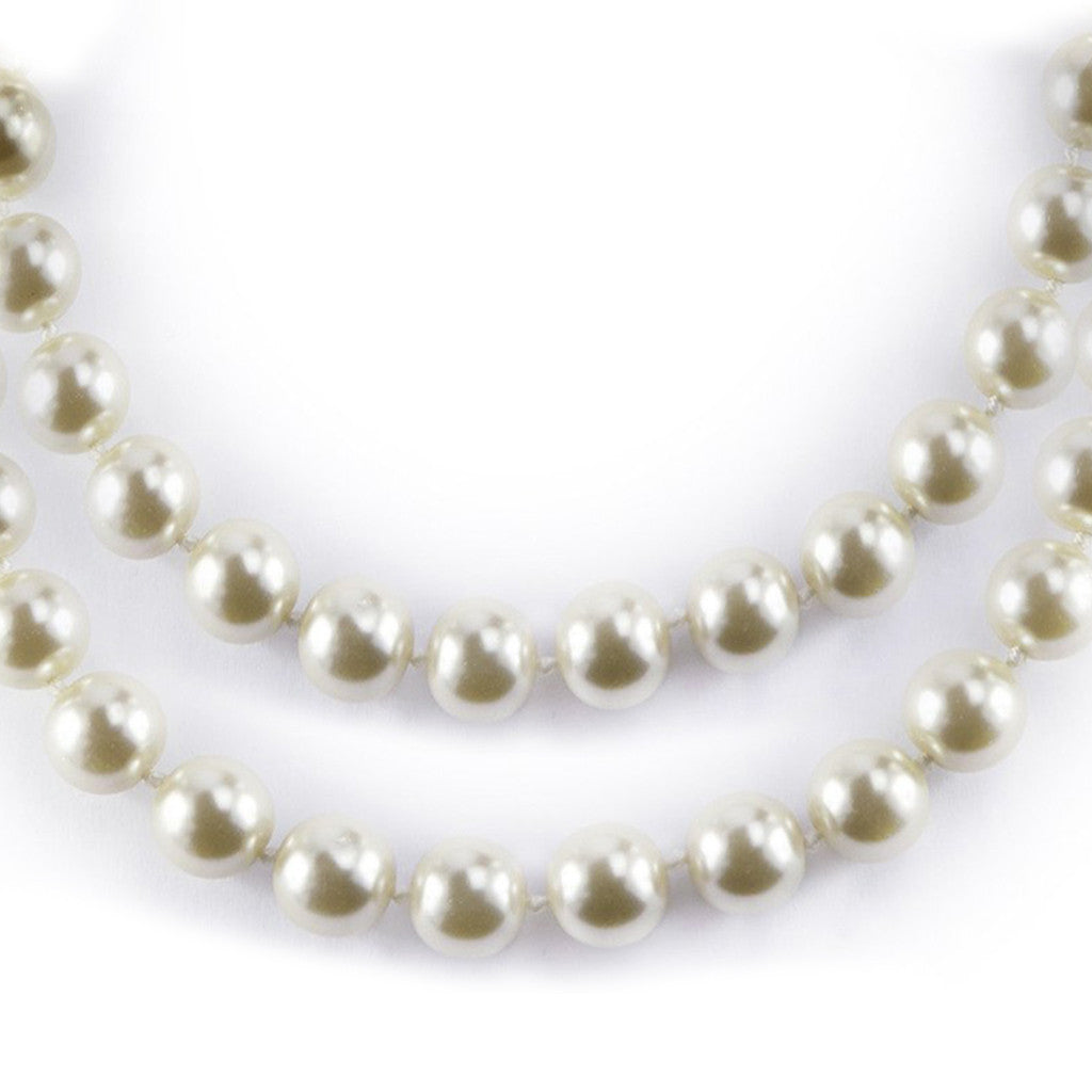 10MM Kiska Endless Pearls 48""