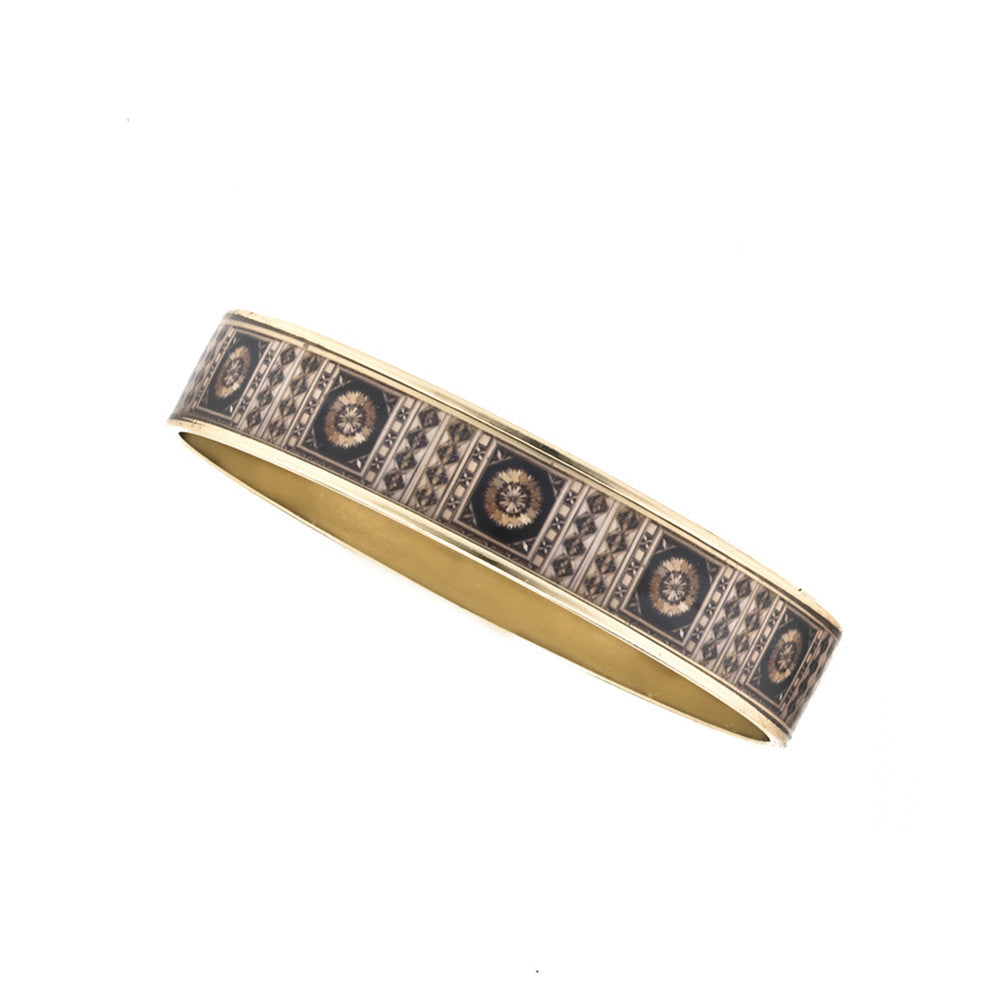 MAYA™ Russian Marquetry Bangle Bracelets