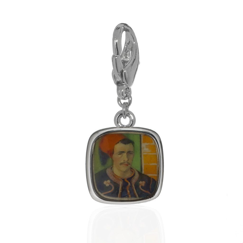 Van Gogh Zouave Charm (Lobster Claw)