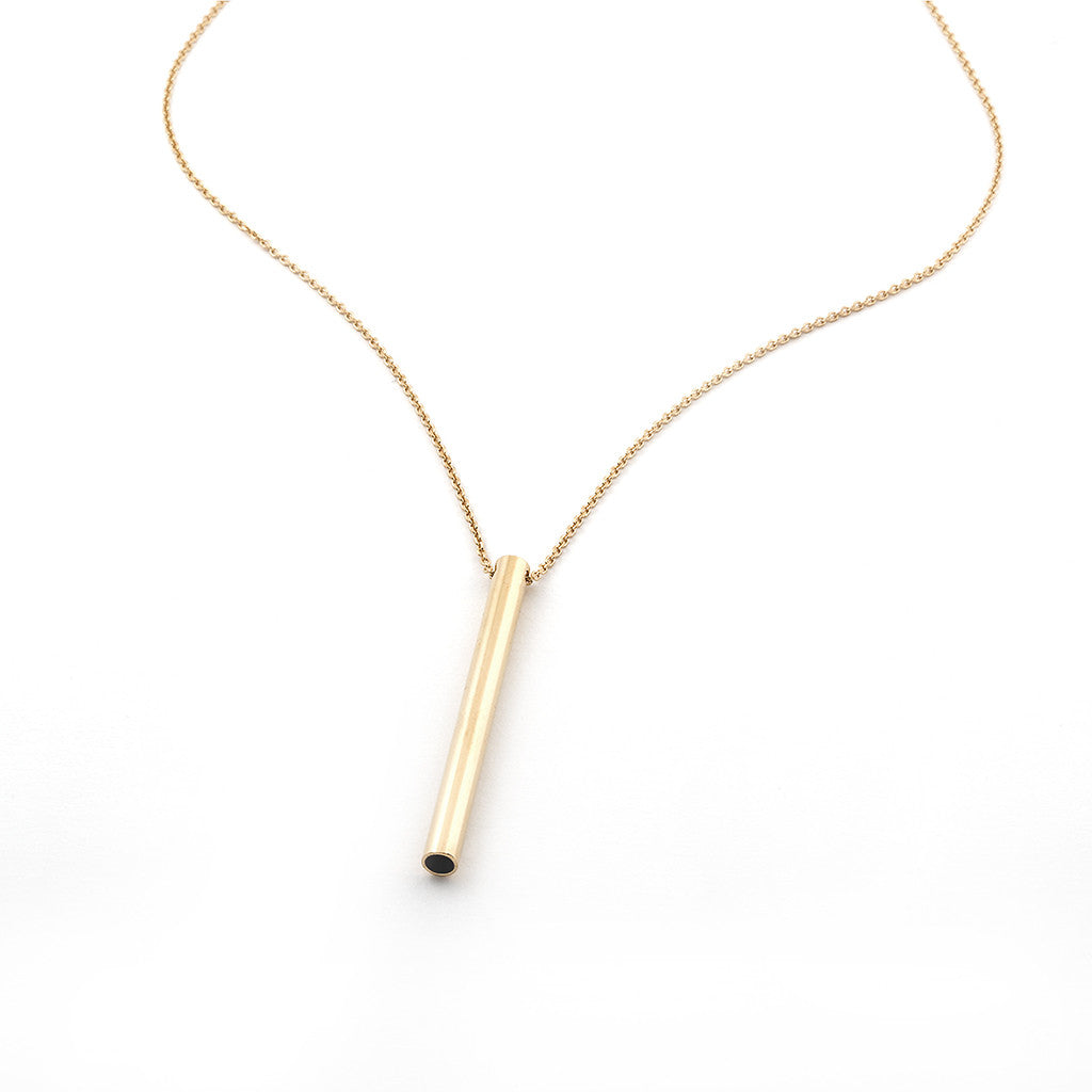 """22k Gold Plated Sterling silver Necklace 16"""""""