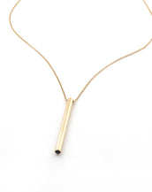 22k Gold Plated Sterling silver Necklace 16""