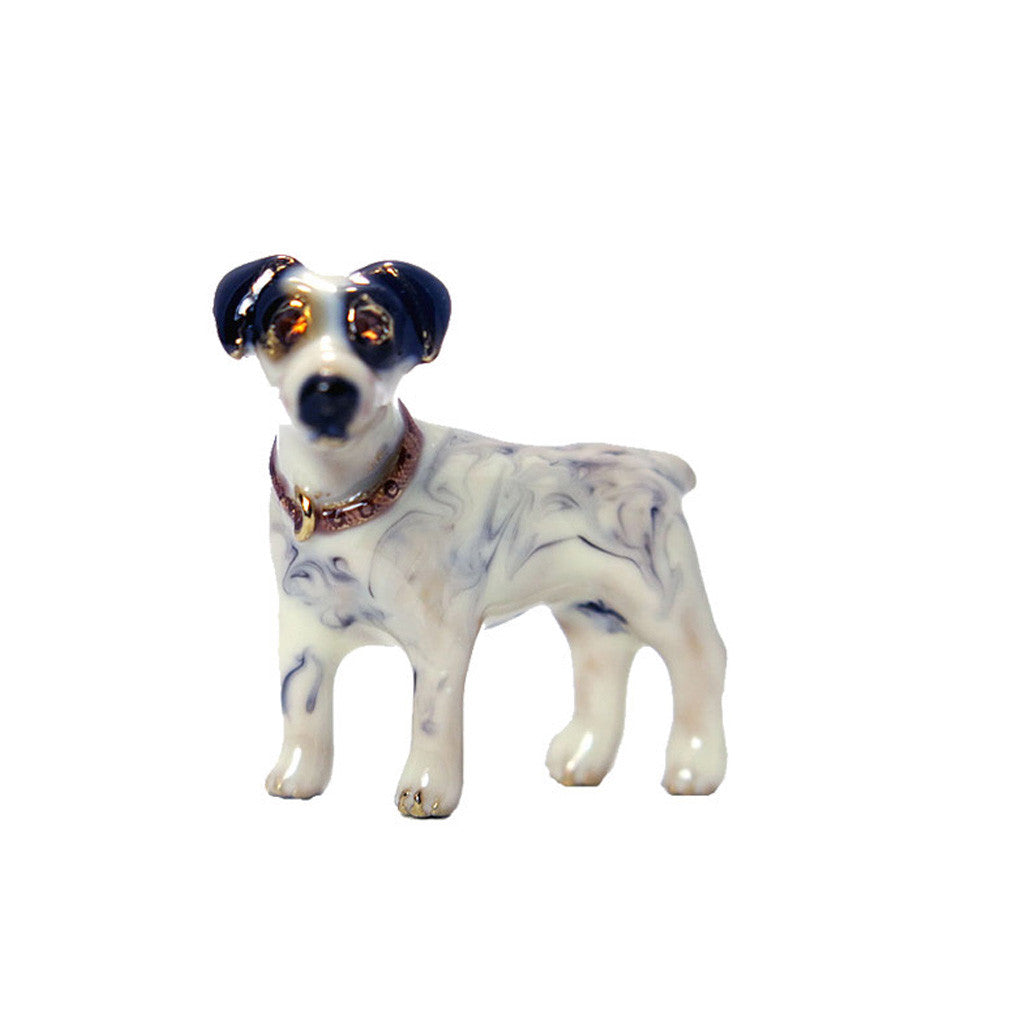 Jack Russell Terrier Adorable Pooch ® Pin
