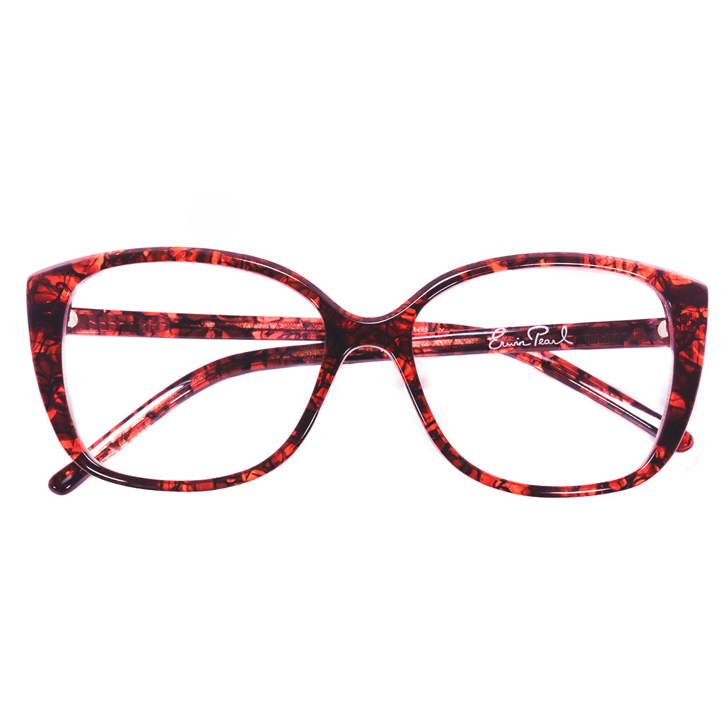 Rectangle Frame Red Mix Readers