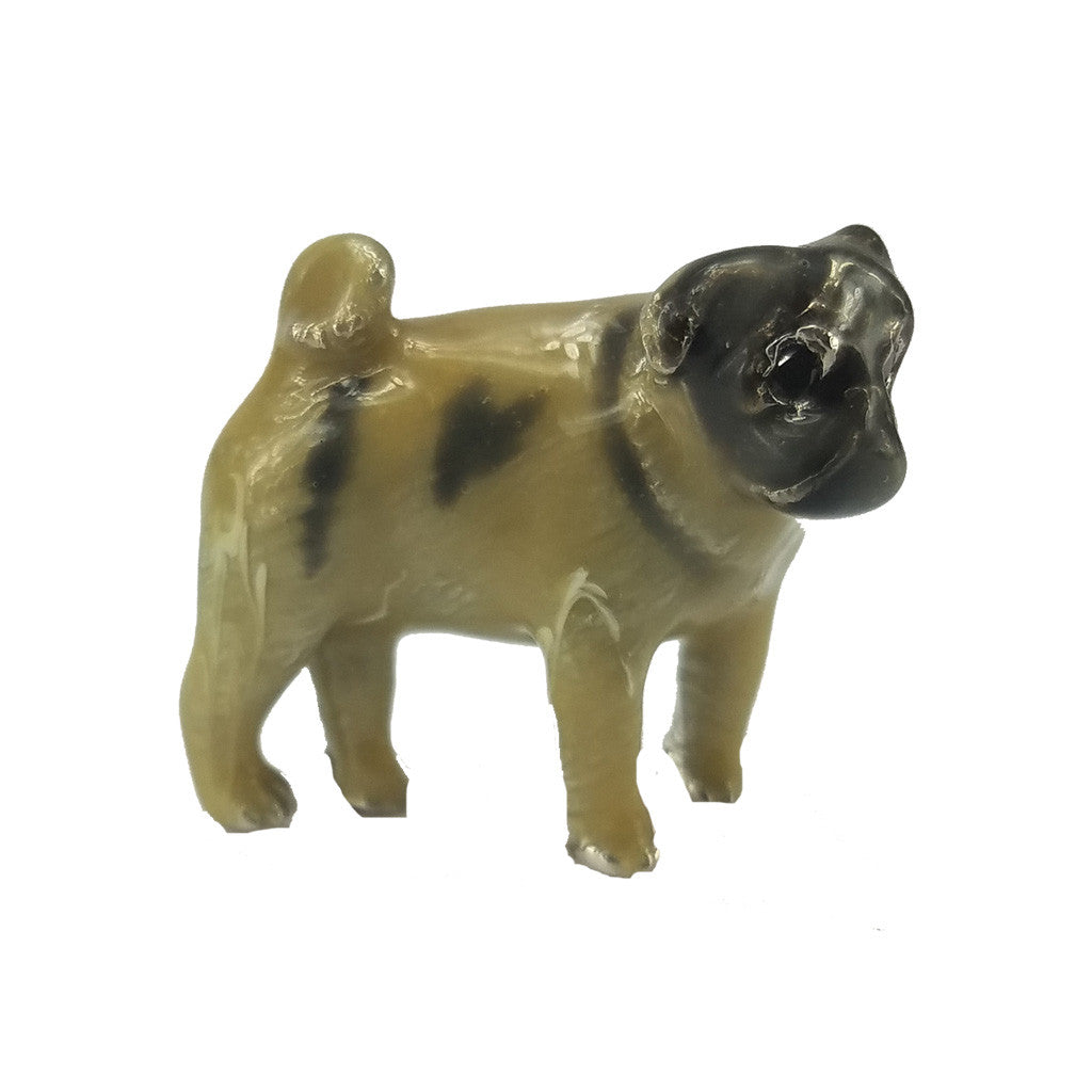 Ivory Pug Adorable Pooch ® Pin