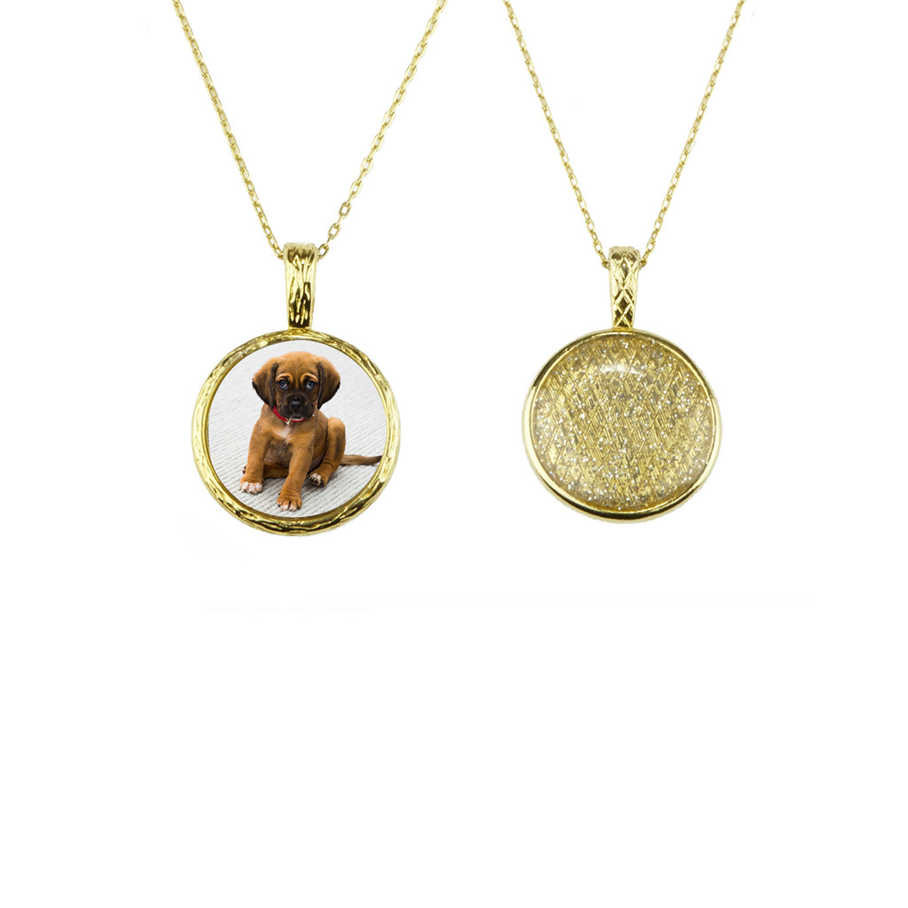 nell rebel products gold img pendant small