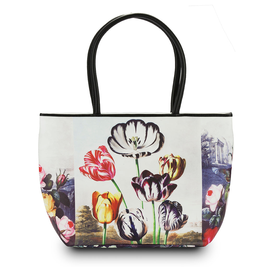 Temple of Flora Tote Bag