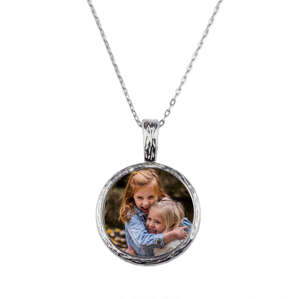 Stardust Memories Silver Stardust Small Pendant