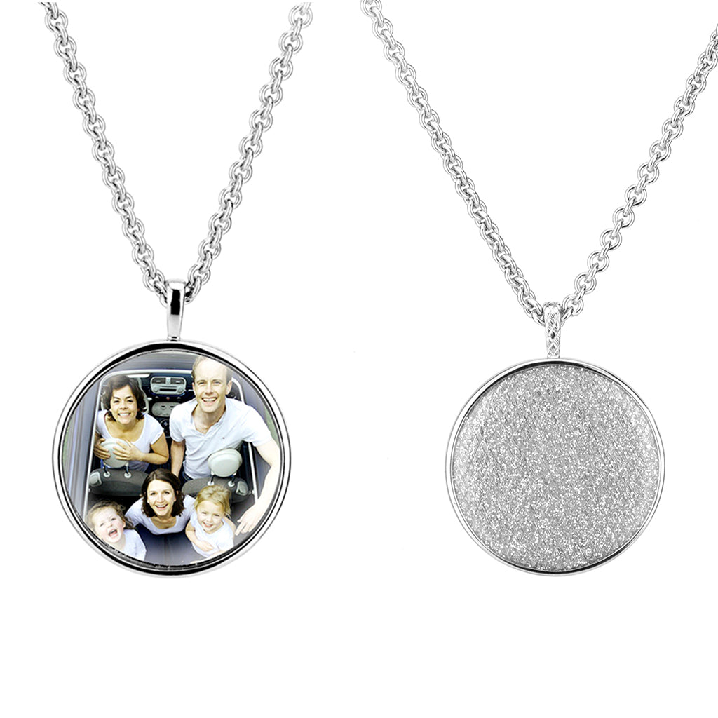 New Stardust Memories Silver Stardust Pendant