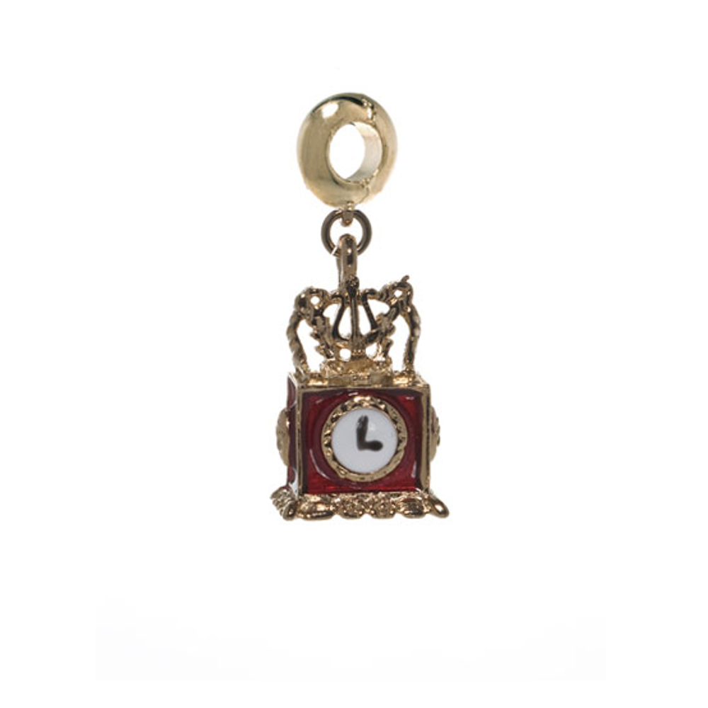 Me Me™ Antique Clock Drop Charm
