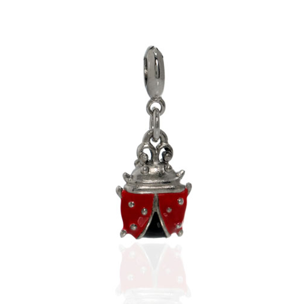 Me Me™ Lady Bug Drop Charm