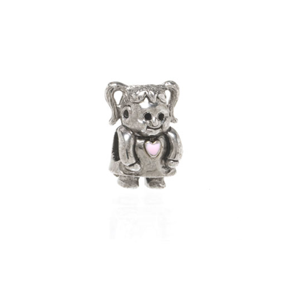 ME ME™ Little Girl Charm