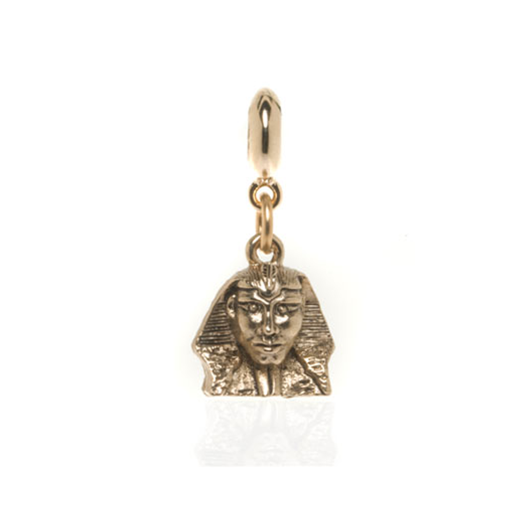 ME ME™ Gold Tone Sphinx Drop Charm