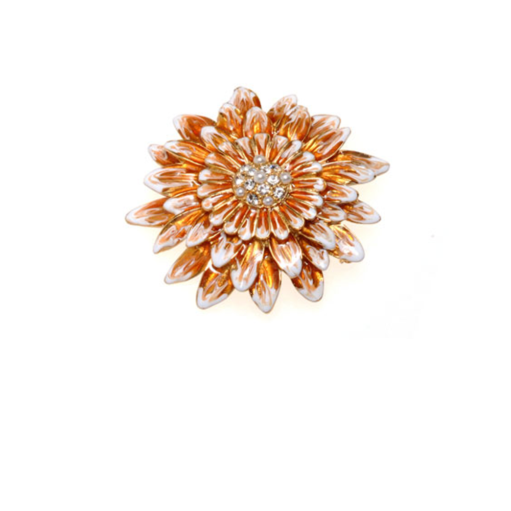 Giverny Flower Pin