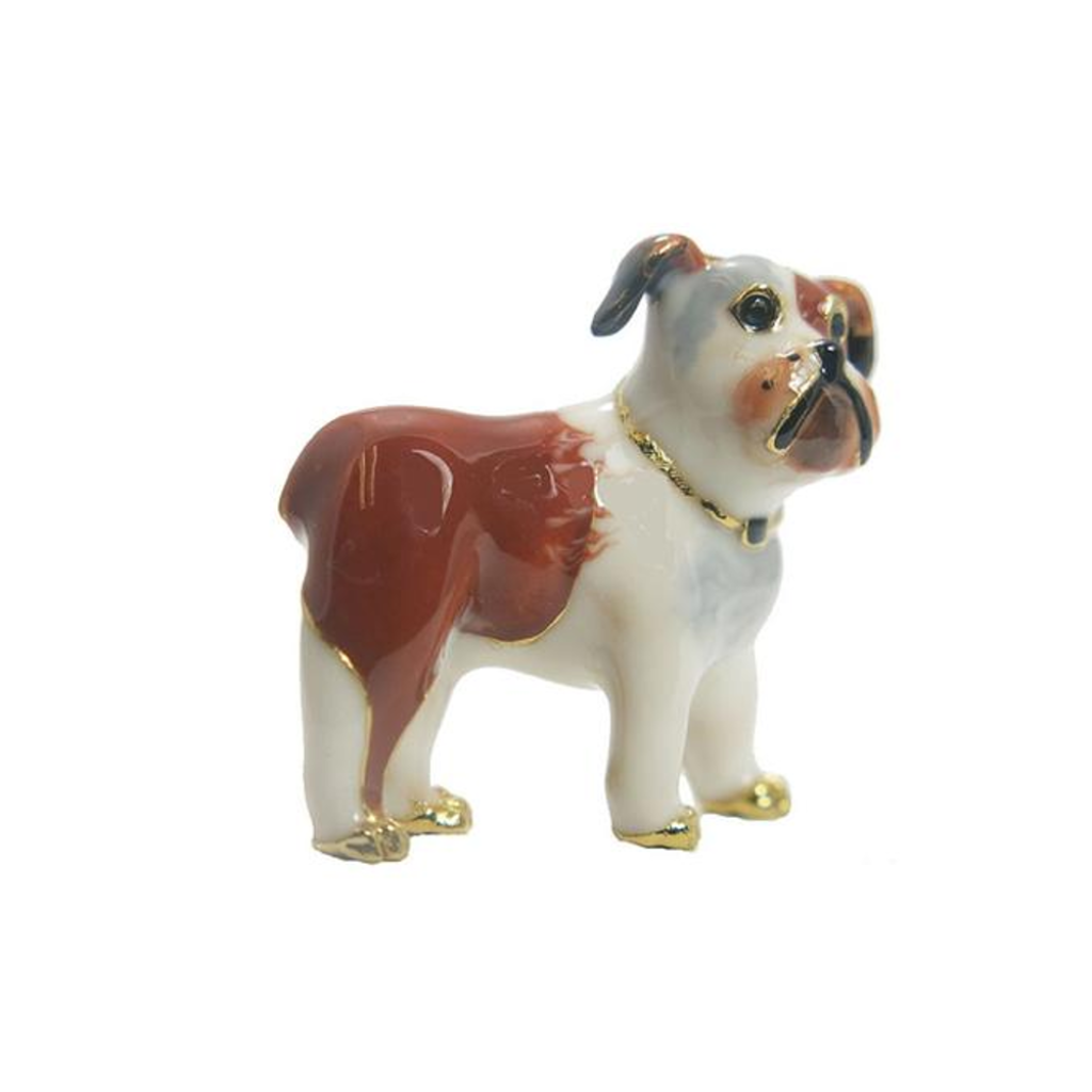 Bulldog Adorable Pooch Pin