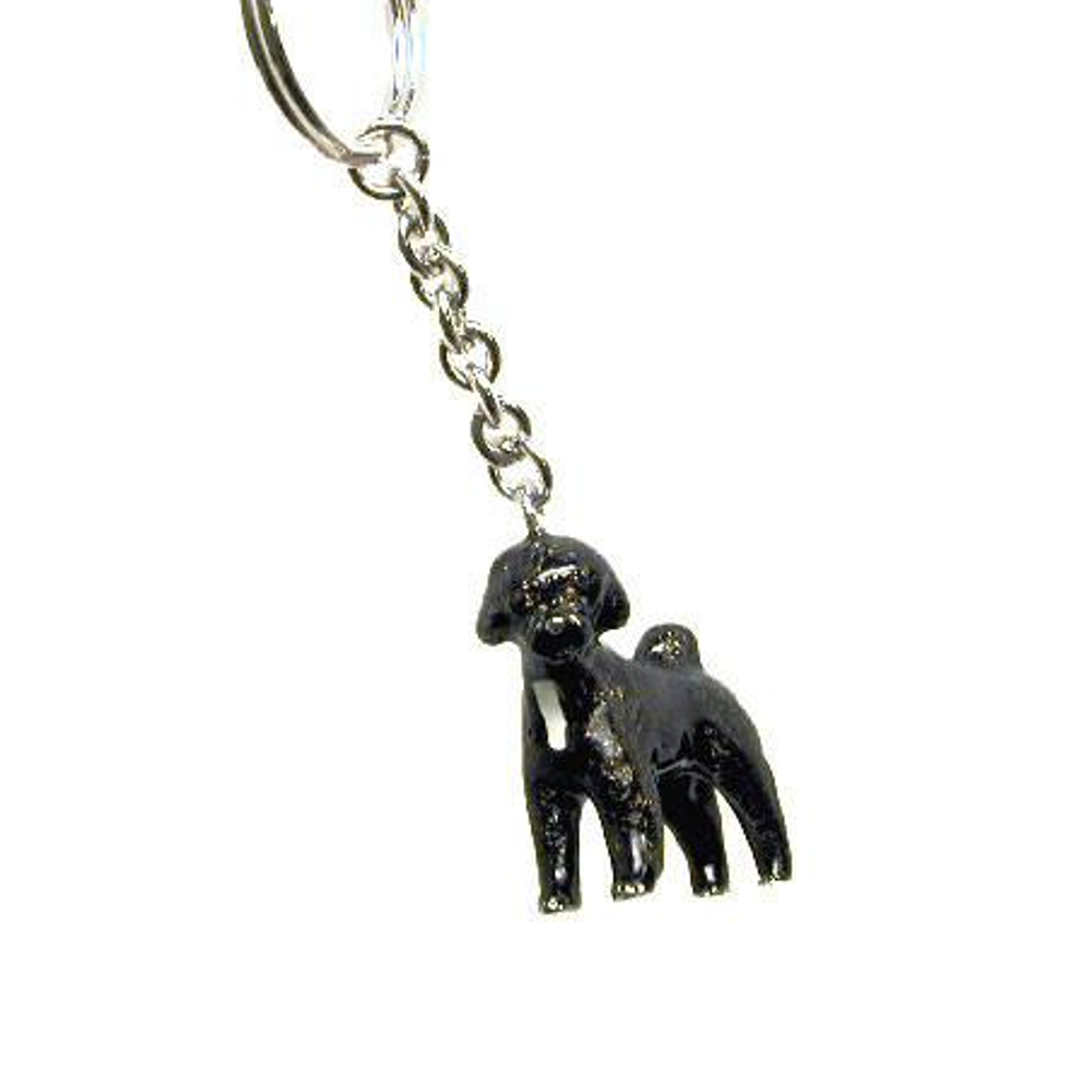 Portuguese Water Dog Adorable Pooch ® Keyring
