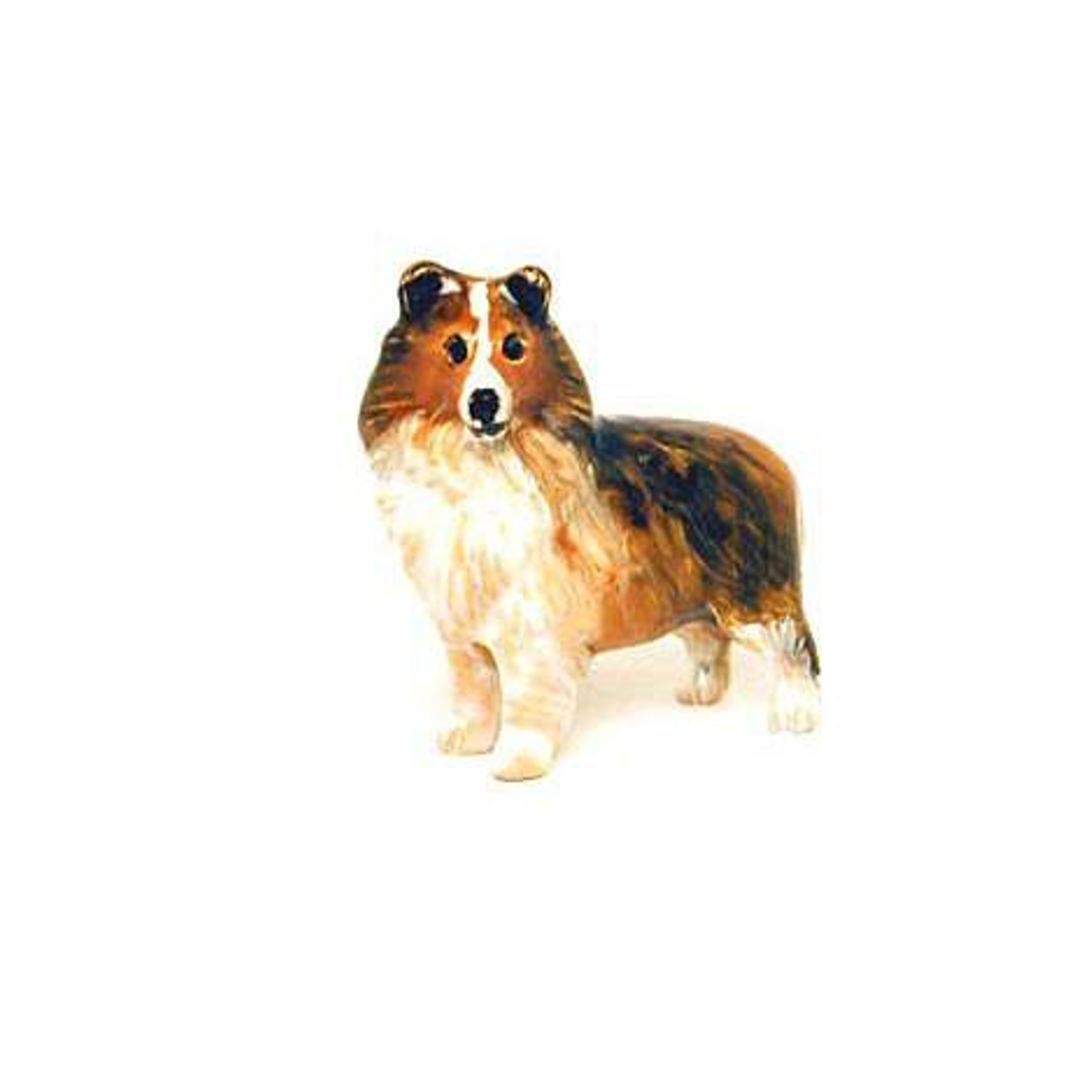 Sheltie Sheepdog Adorable Pooch ® Pin
