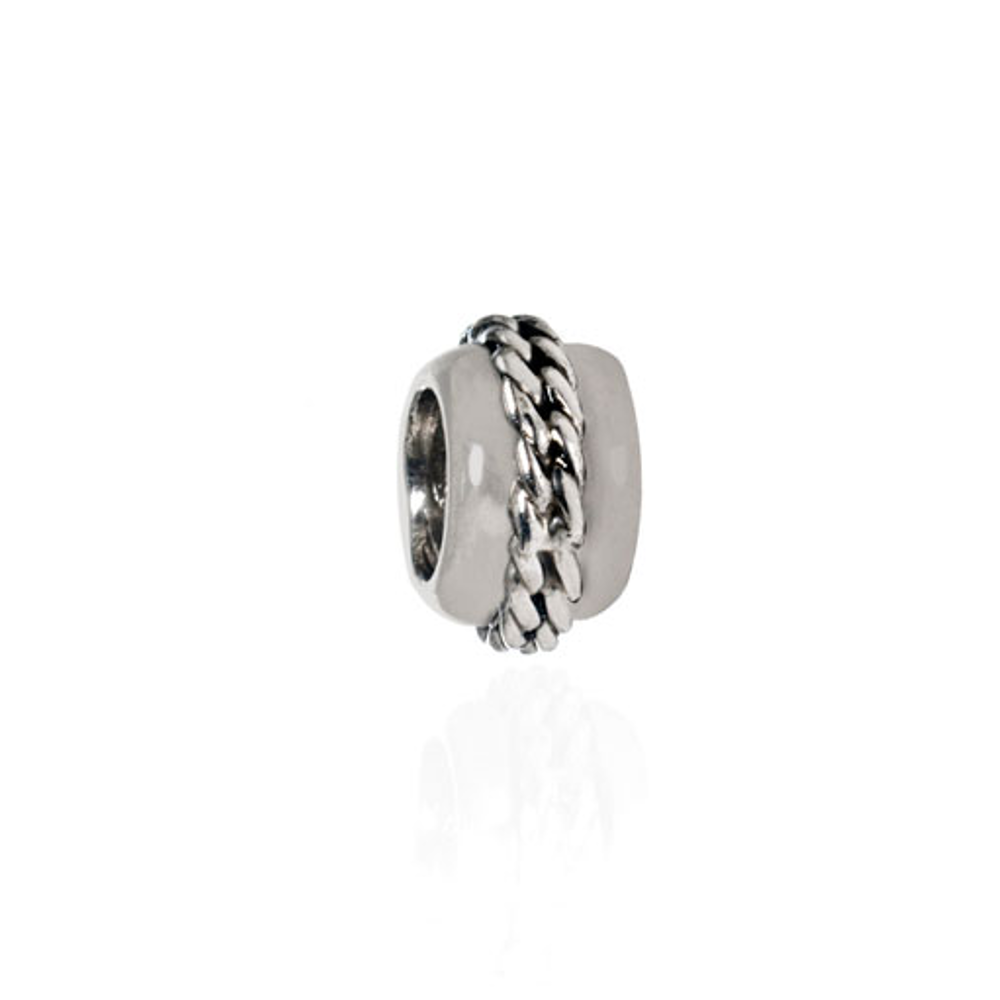 Me Me™ Ribbed Spacer Charm